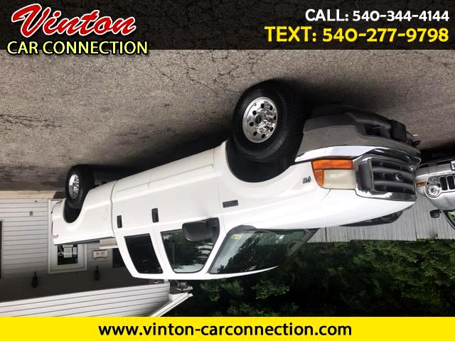 2001 Ford F-250 SD XLT Crew Cab Long Bed 4WD