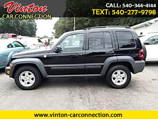 2006 Jeep Liberty 4dr Sport