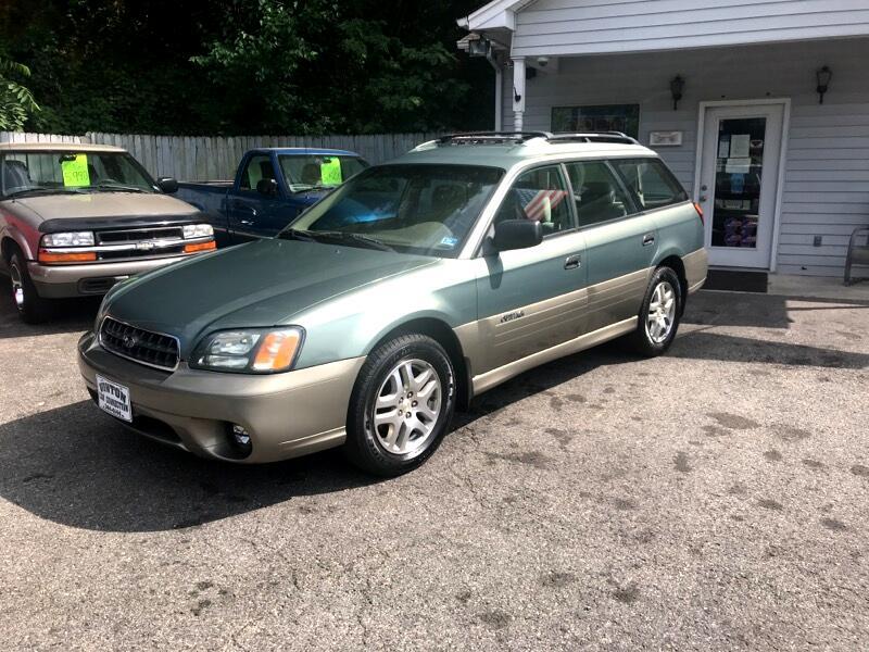 2004 Subaru Outback 2.5i Wagon