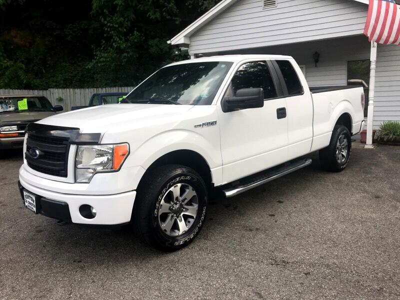 "2013 Ford 1/2 Ton Trucks Styleside S 133"" WB"