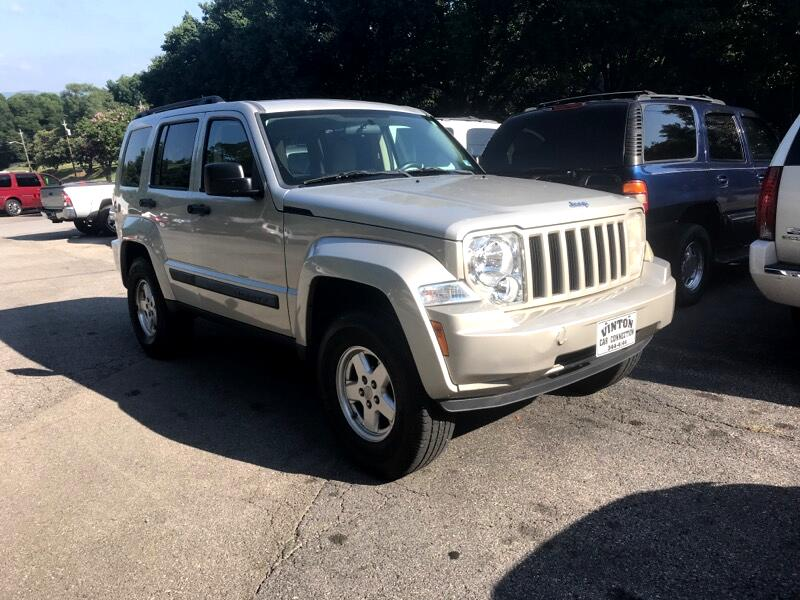 2008 Jeep LIBERTY SP