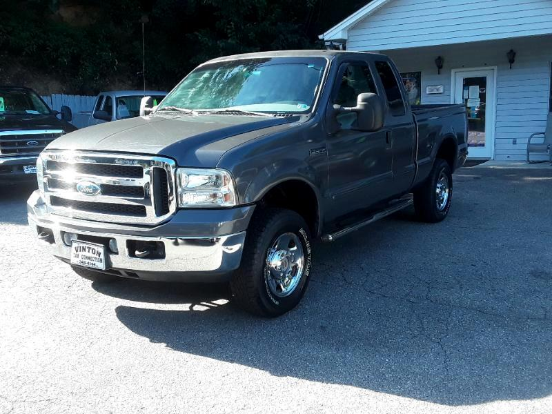 2006 Ford F-250 SD SuperCab 4WD