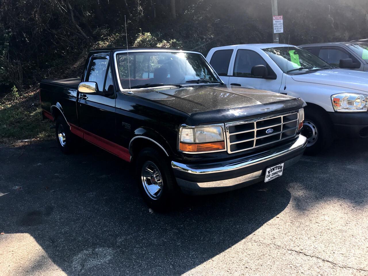 1992 Ford F-150 Reg. Cab 2WD