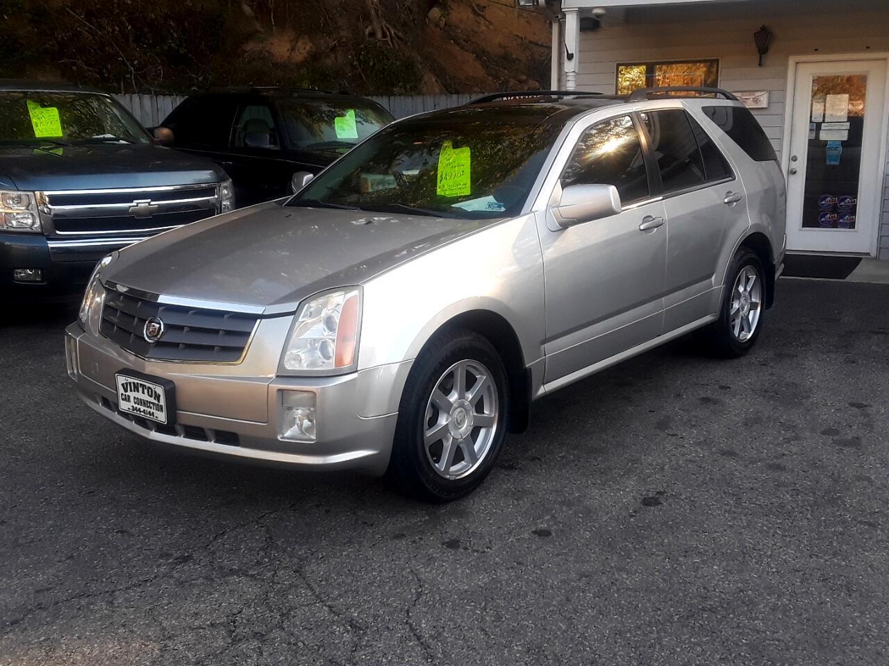 Cadillac SRX V6 2005