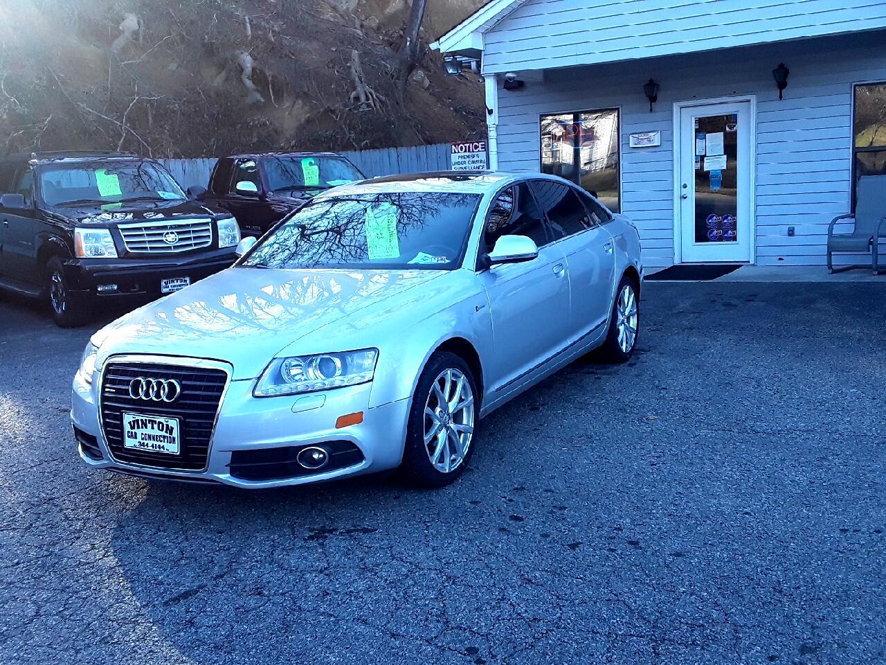 Audi A6 3.0T quattro Tiptronic 2011