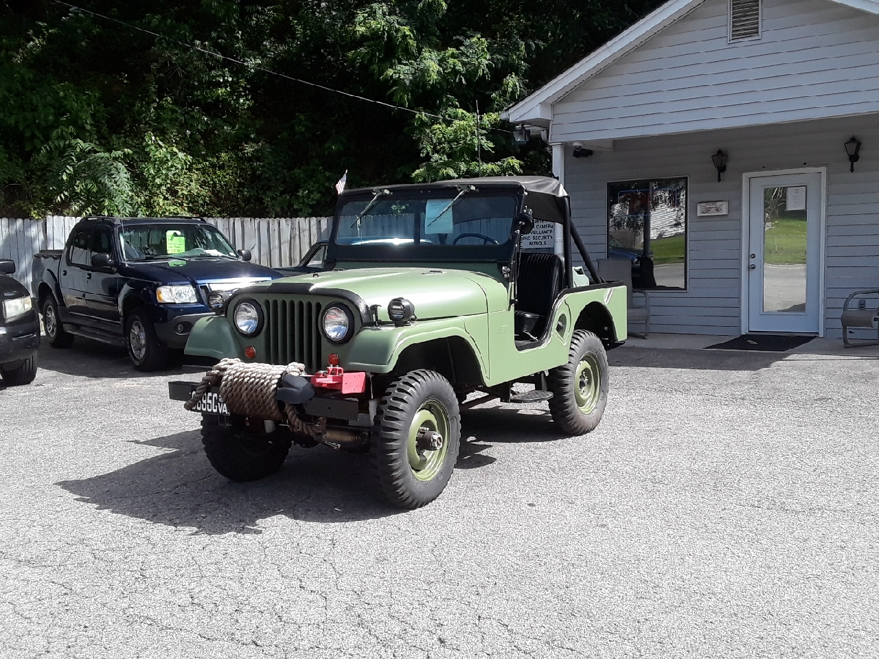 Willys Jeep  1963