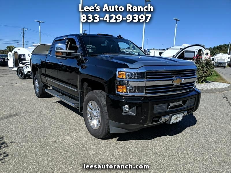 2016 Chevrolet 3500HD High Country 4WD