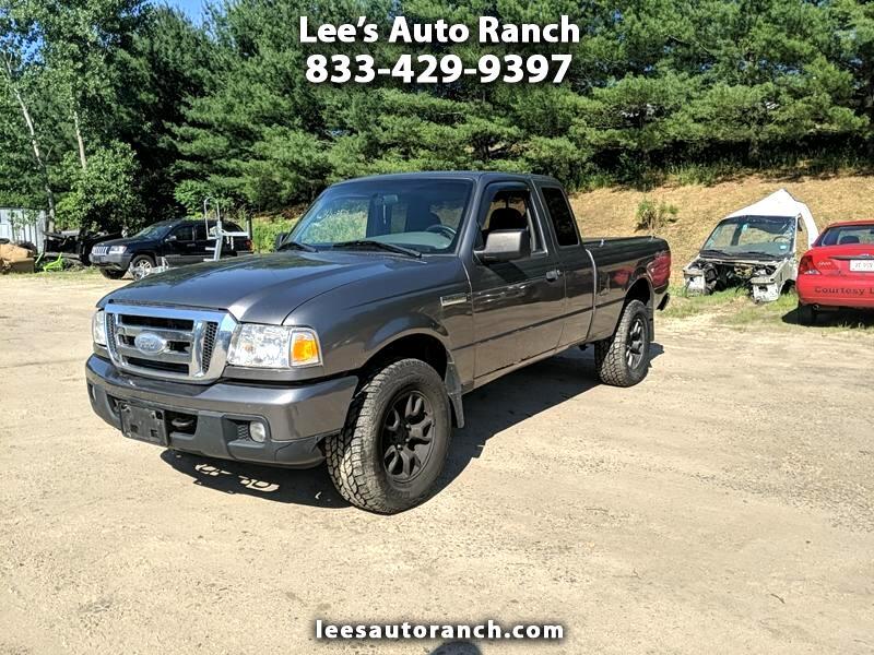 2007 Ford Ranger Sport SuperCab 4WD