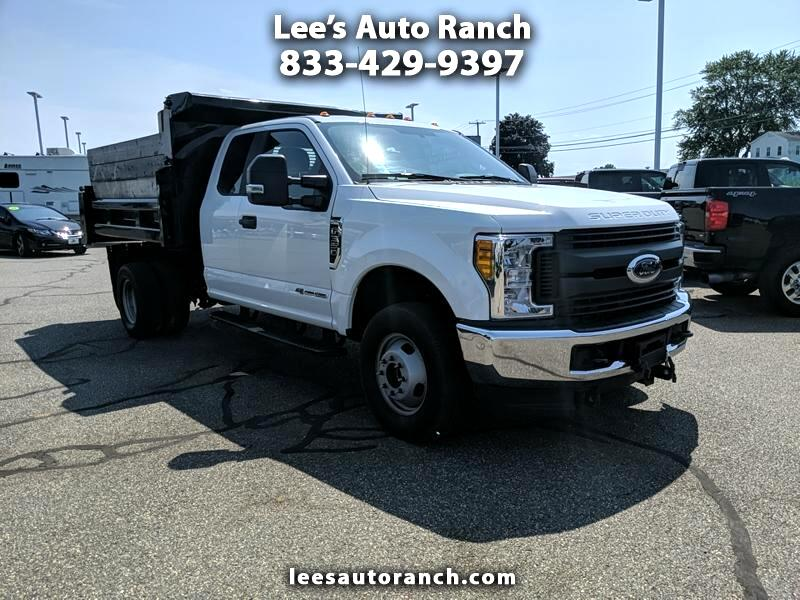 2017 Ford F-350 Lariat SuperCab Long Bed DRW 4WD