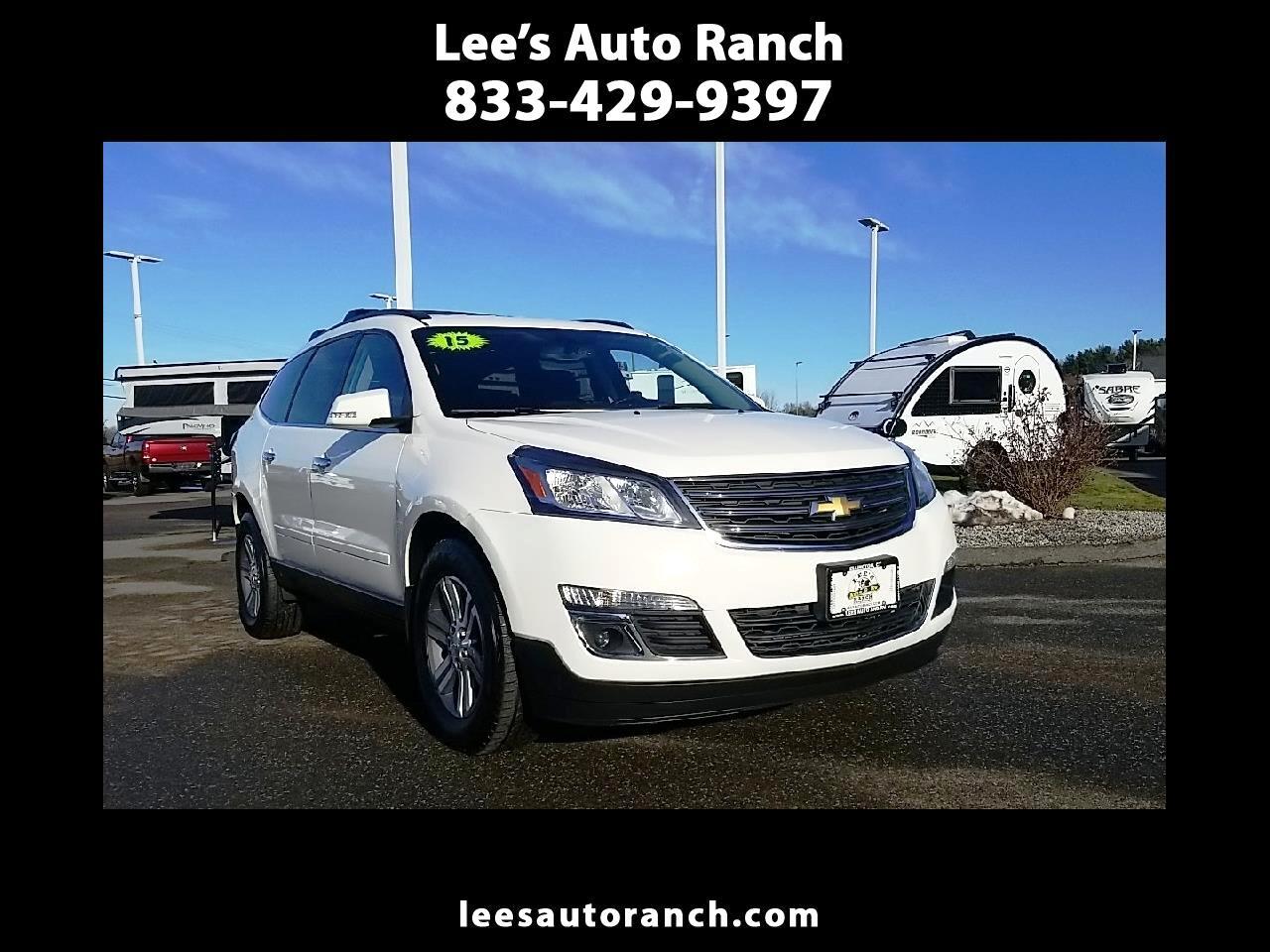 Chevrolet Traverse AWD 4dr LT w/2LT 2015