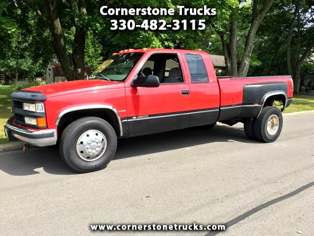 1998 Chevrolet 3500 CREW CAB 2WD LONG BED
