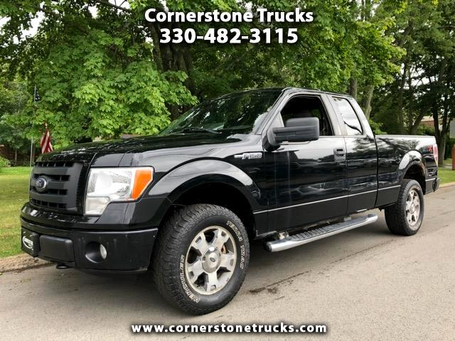 "2009 Ford F-150 Supercab 133"" STX 4WD"