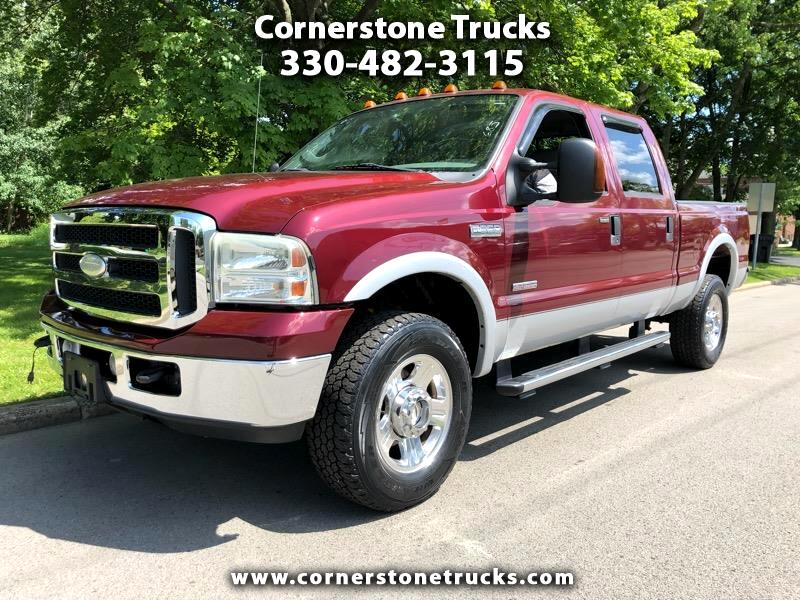 Ford F-350 SD Lariat Crew Cab Short Bed 4WD 2005