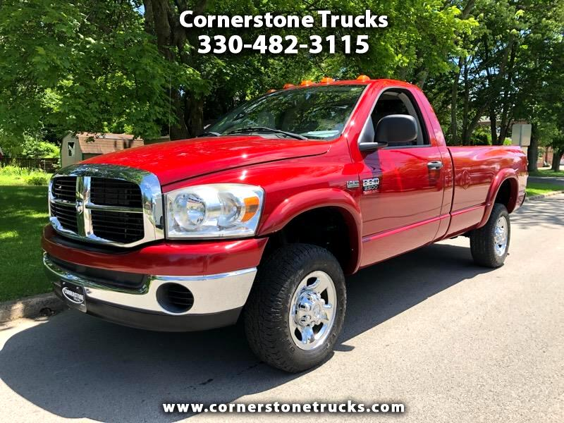2009 Dodge Ram 2500 Reg. Cab 8-ft. Bed 4WD