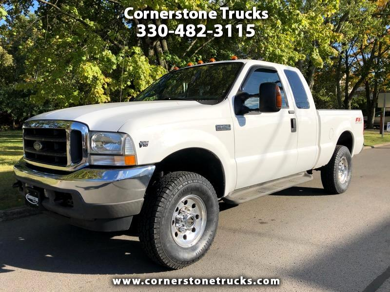 2004 Ford F-250 SD XLT SuperCab Short Bed 4WD