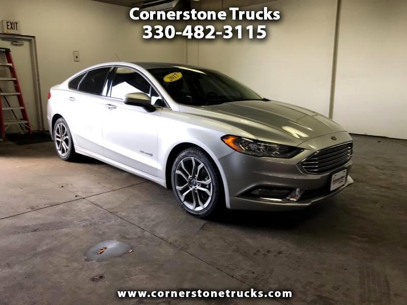 2017 Ford Fusion Hybrid SE HYBRID