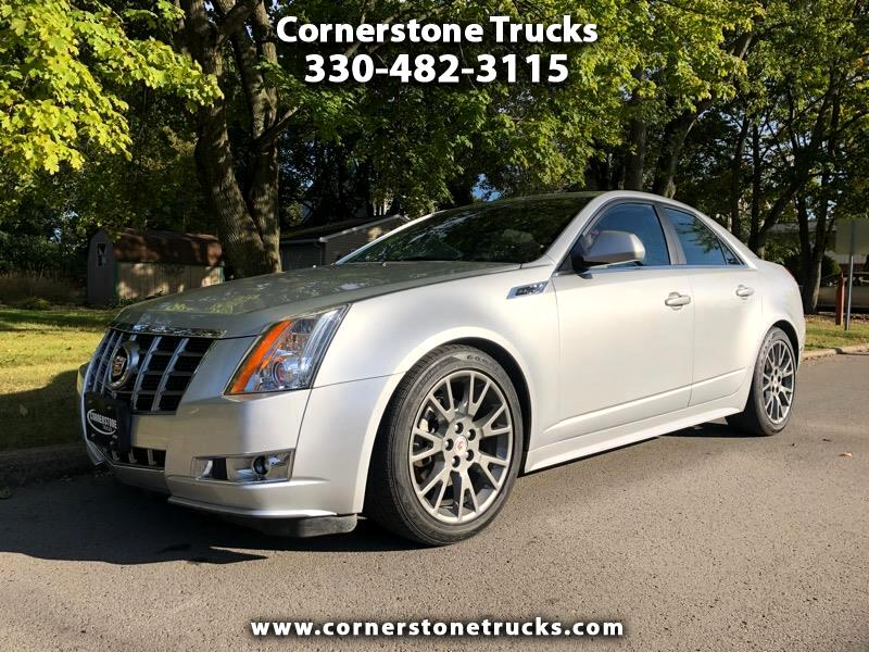 Cadillac CTS 3.6L Premium AWD w/Navi 2012