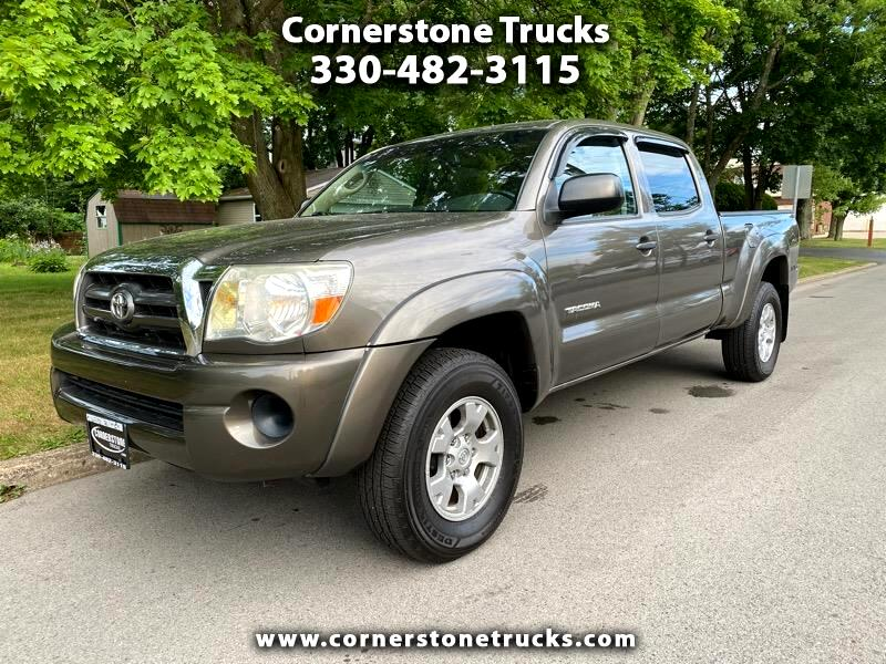 Toyota Tacoma 4WD Double Cab V6 AT (Natl) 2009