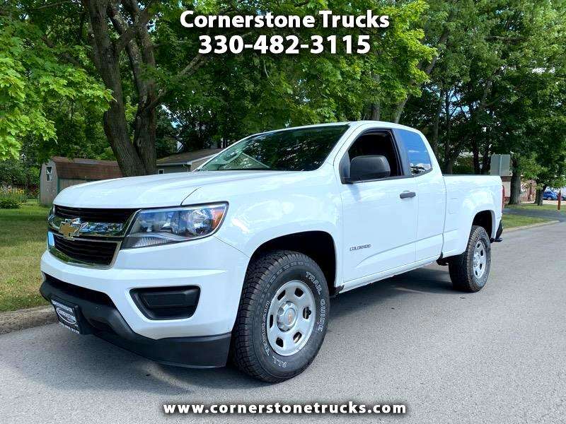 "Chevrolet Colorado 2WD Ext Cab 128.3"" LT 2016"