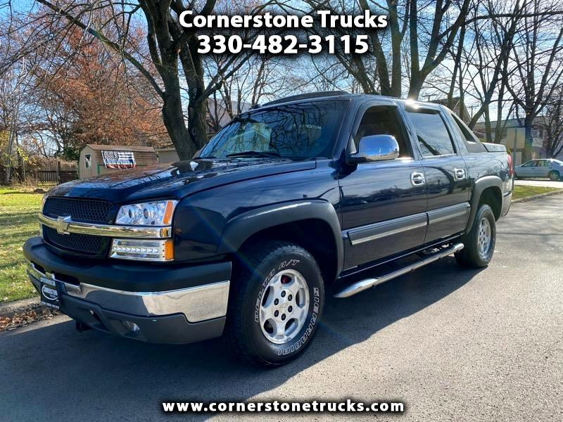 Chevrolet Avalanche LS 4WD 2004