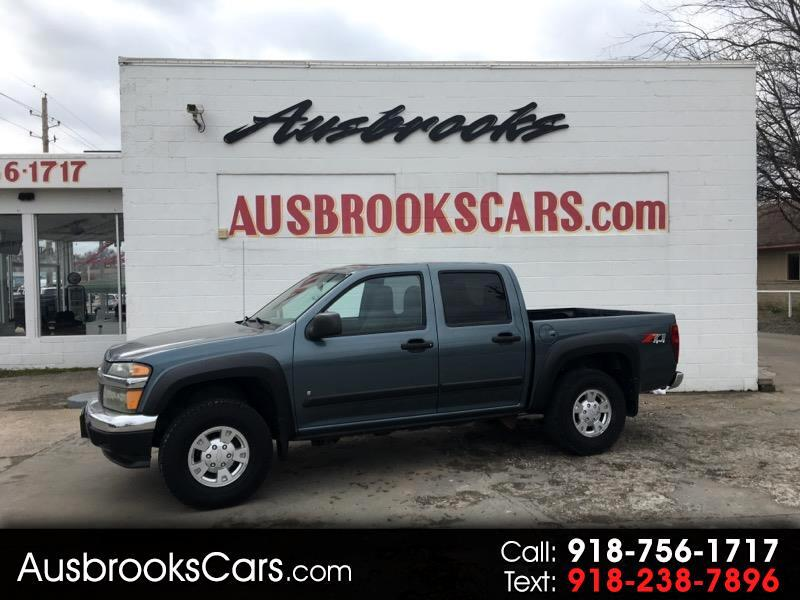 2007 Chevrolet Colorado 1LT Crew Cab 4WD