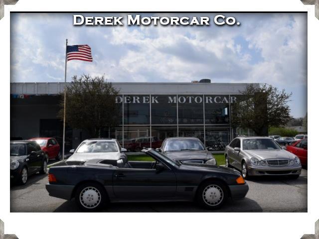 1991 Mercedes-Benz 300 SL coupe