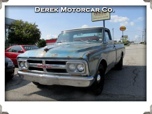 1967 GMC 1/2 Ton Pickups