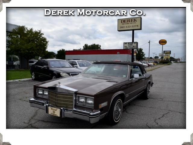 1983 Cadillac Eldorado Coupe
