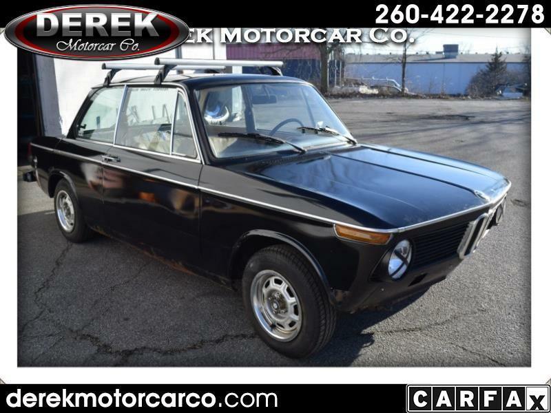 1974 BMW 2002 Base