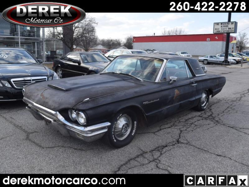 1964 Ford Thunderbird 2dr Coupe