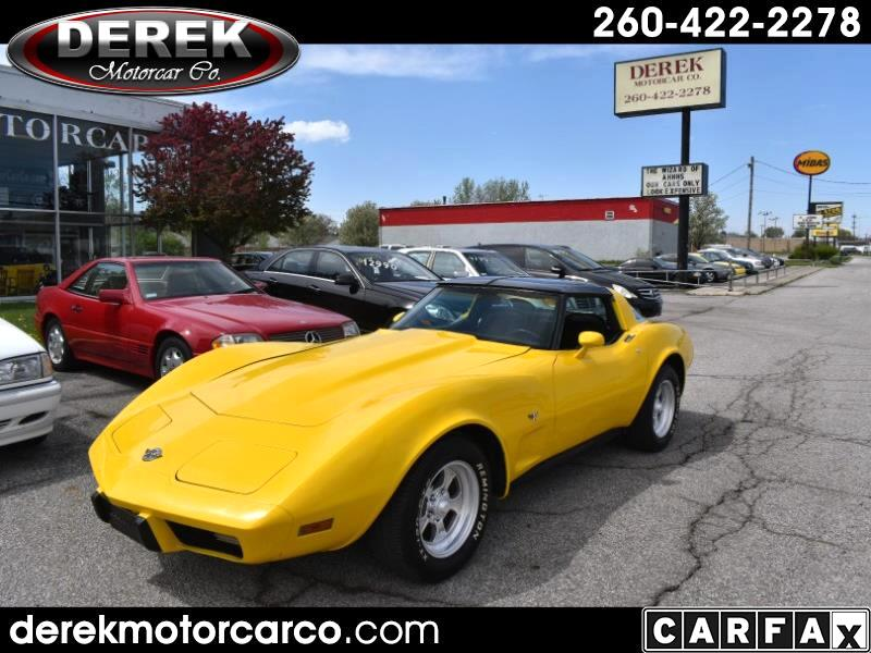 1978 Chevrolet Corvette 2dr Coupe