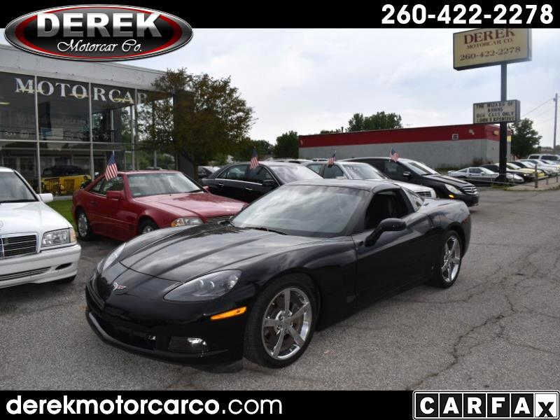 2009 Chevrolet Corvette Coupe LT1