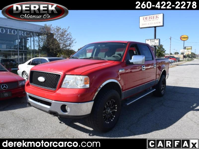 Ford F-150 XLT SuperCrew 6.5-ft Box 4WD 2006