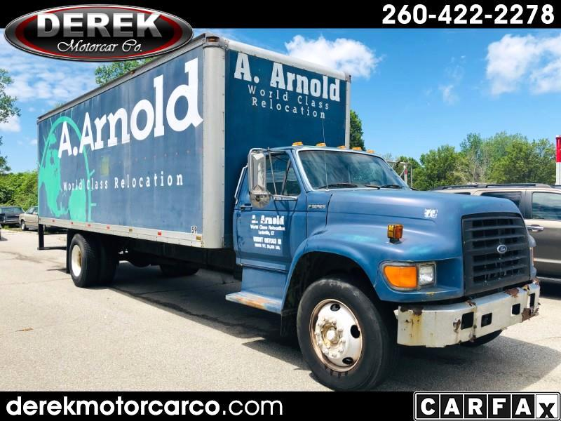 Ford F700  1998