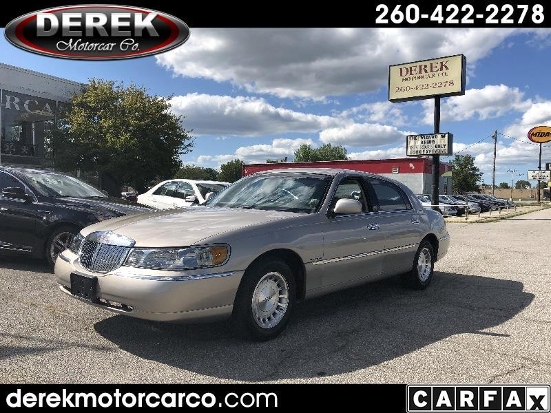 Lincoln Town Car Executive 1999