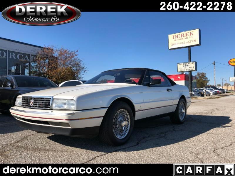 Cadillac Allante  1989
