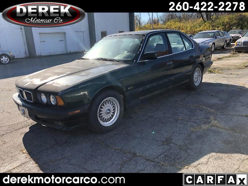 BMW 5-Series 525i 1995