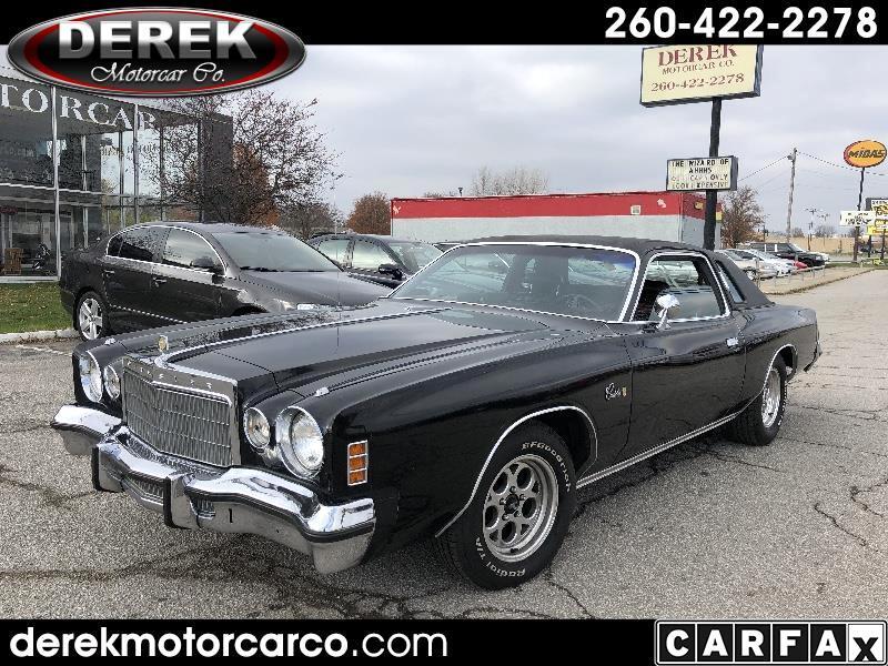 Chrysler Cordoba LS 1975