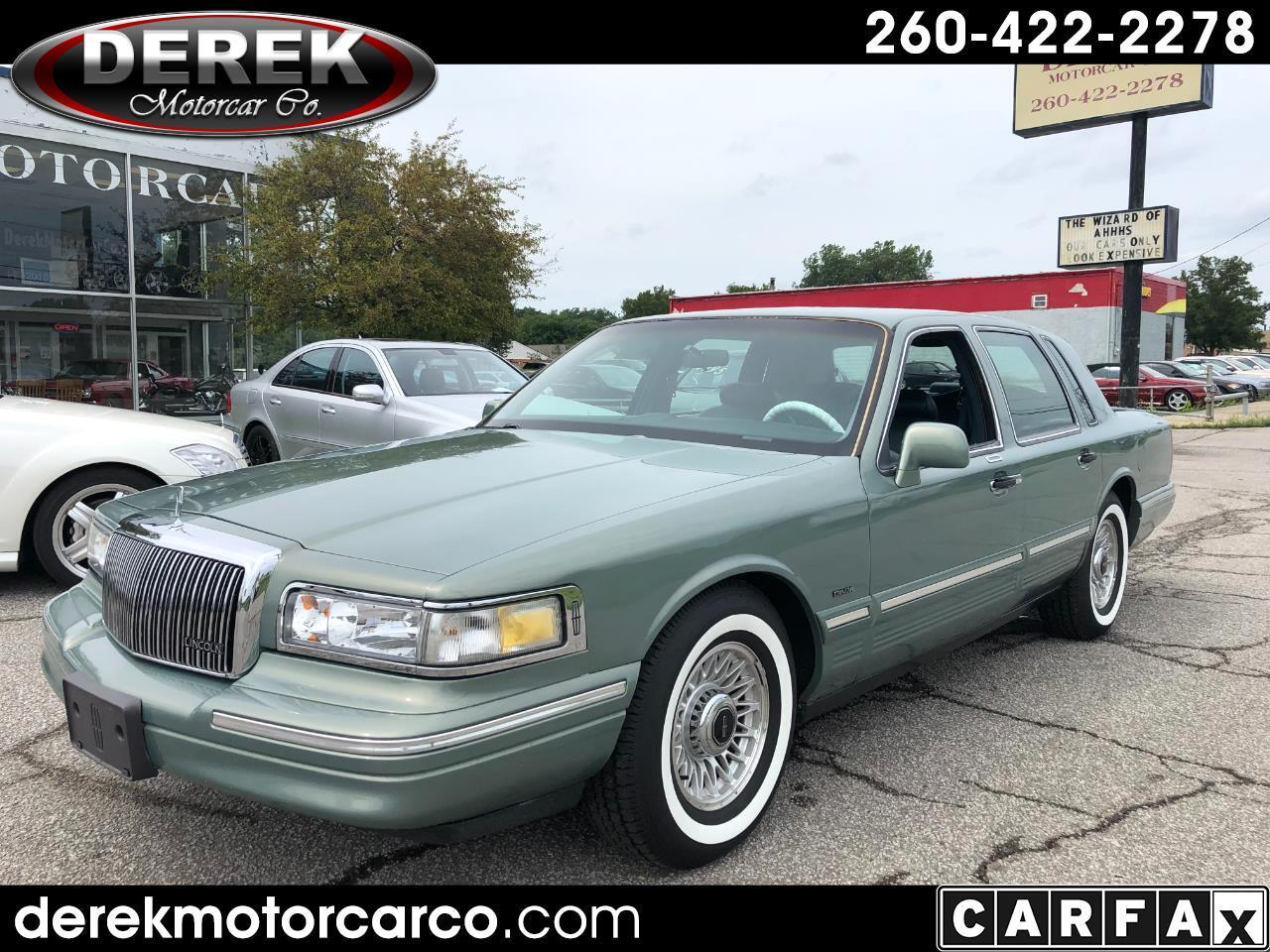 Lincoln Town Car Executive 1995