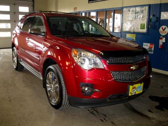 2014 Chevrolet Equinox LTZ AWD