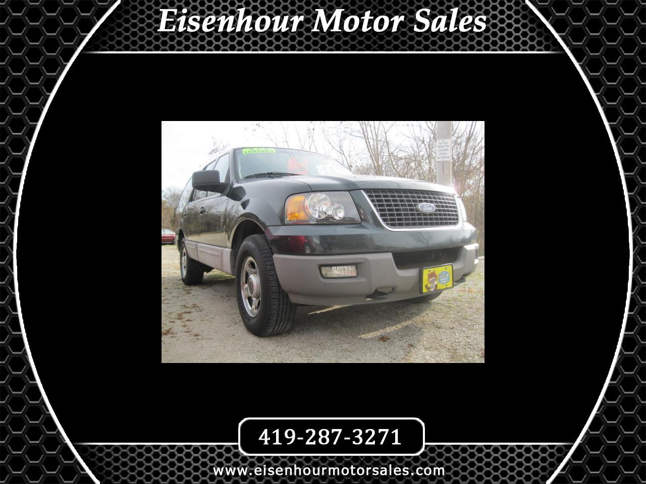 Ford Expedition XLT FX4 Off-Road 4WD 2003
