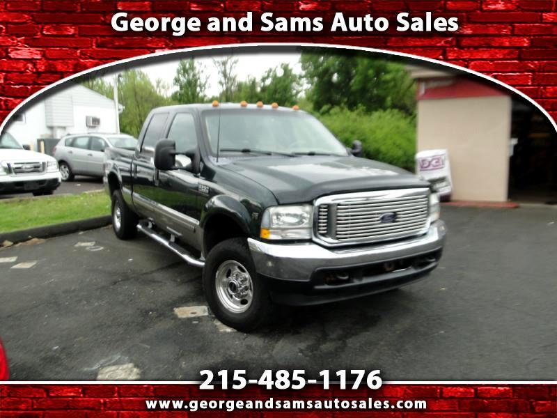 Ford F-250 SD XL Crew Cab 4WD 2002