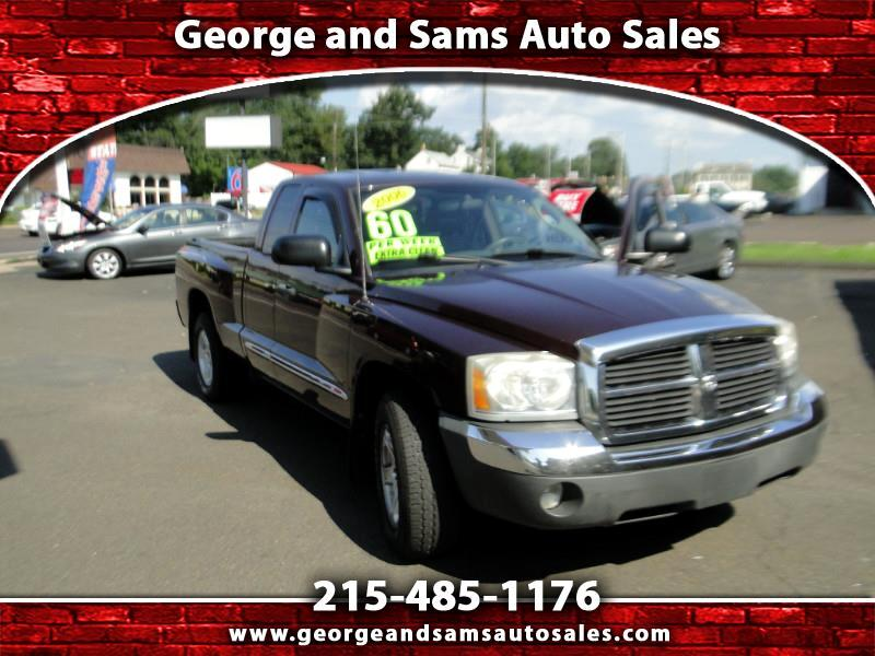 2005 Dodge Dakota SLT Club Cab 4WD