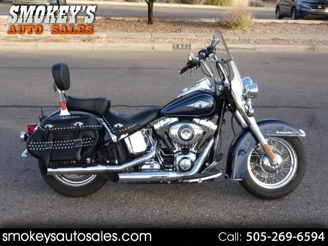 2013 Harley-Davidson FLSTCI HERITAGE SOFTAIL CLASSIC