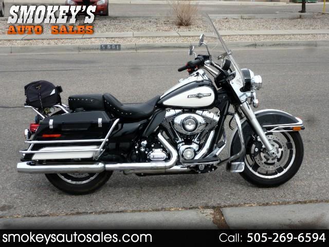 2011 Harley-Davidson FLHPI ROAD KING POLICE