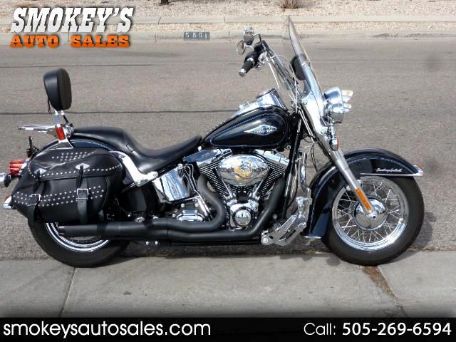 2014 Harley-Davidson FLSTCI HERITAGE SOFTAIL CLASSIC