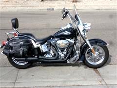 2014 Harley-Davidson FLSTCI