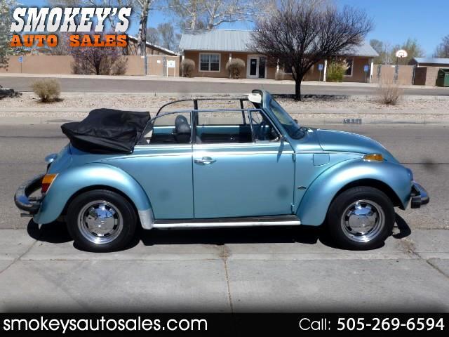 1979 Volkswagen Beetle 1.8T Classic Convertible