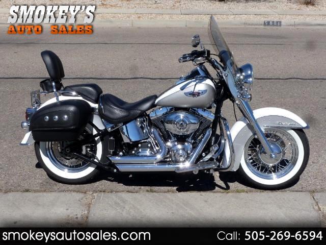 2008 Harley-Davidson FLSTN SOFTAIL DELUXE