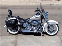2008 Harley-Davidson FLSTN